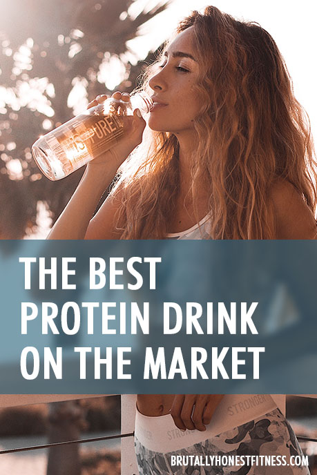 Isopure - The Best Protein Drink on the Market